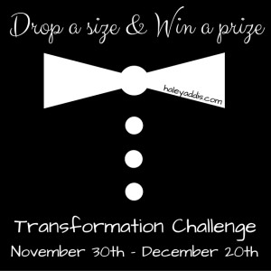 Drop a size - Win a prize!