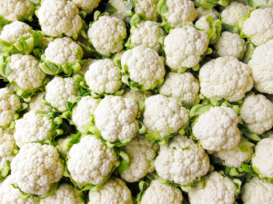 How to Eat More Vegetables - Cauliflower