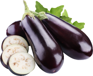 How to Eat More Vegetables - Eggplant
