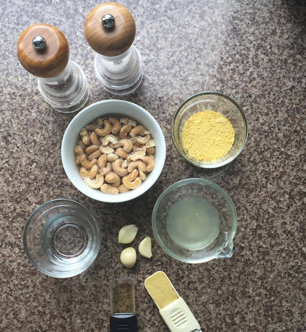 Looking for a vegan or vegetarian cheese option? Check out this great recipe for Cashew Cheese.